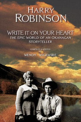 31. Write it on Your Heart (Robinson)